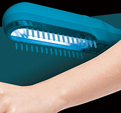 Psoriasis Treatment And Vitiligo Treatment Have Never Been This Easy And Efficient Uvb Lamps