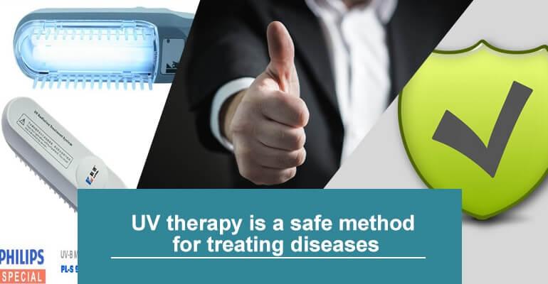 UVB is a safe