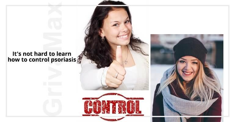 Control psoriasis