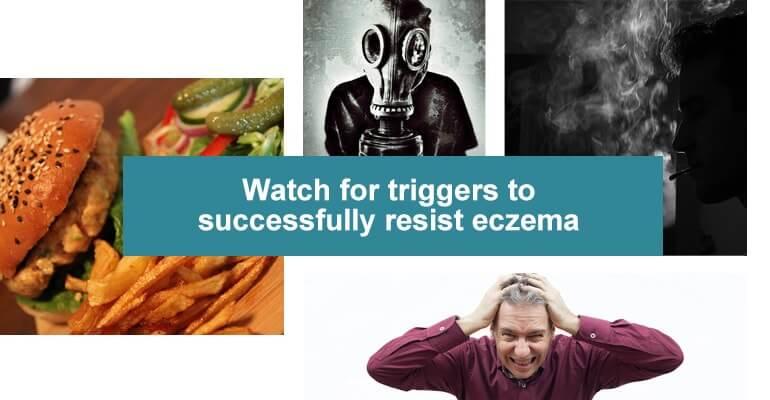 Triggers eczema